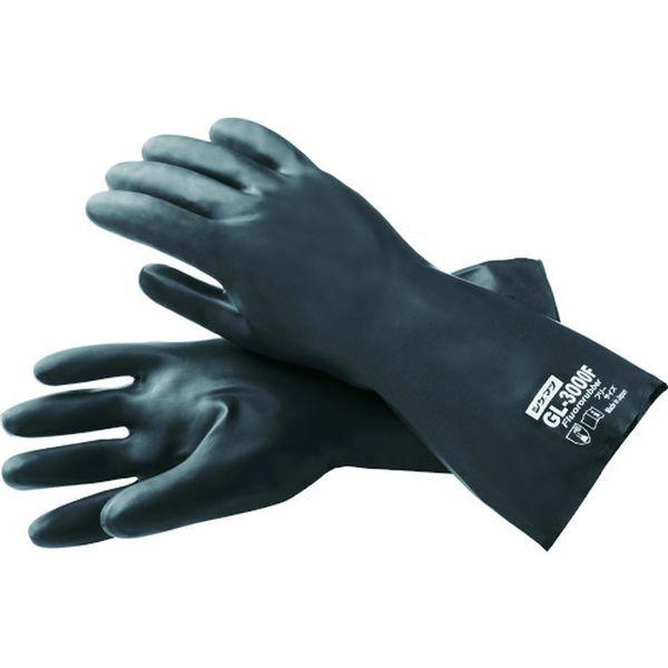 【メーカー在庫あり】 GL3000F (株)重松製作所 シゲマツ 化学防護手袋 GL-3000F HD店