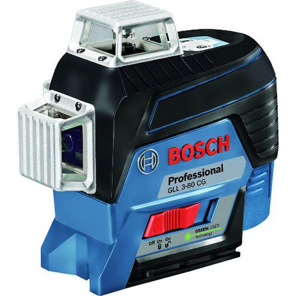 【メーカー在庫あり】 GLL380CG ボッシュ(株) ボッシュ レーザー墨出し器(グリーンレーザー) GLL3-80CG HD店