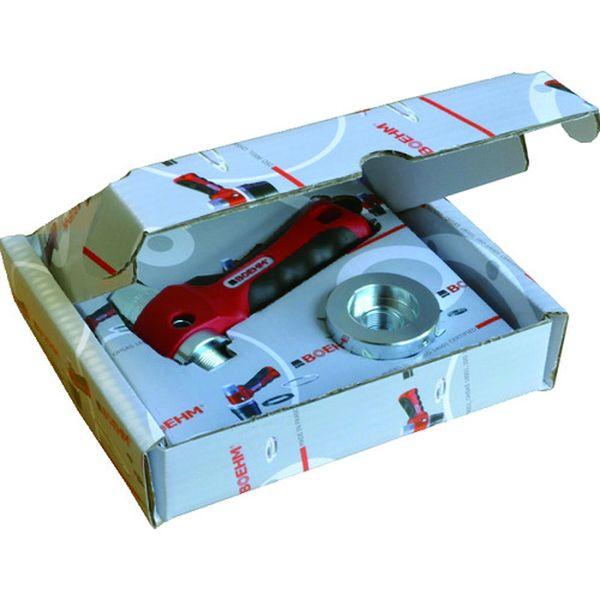 【メーカー在庫あり】 JLBM53M50PA RACODON社 BOEHM 穴あけポンチ JLB250PA用 ハンドル、ヘッドセット JLBM53-M50PA HD店