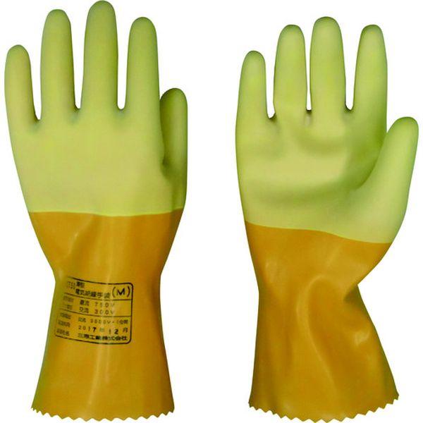 【メーカー在庫あり】 NO.951L 三重化学工業(株) ミエローブ 薄型電気絶縁手袋 L NO-951-L HD店