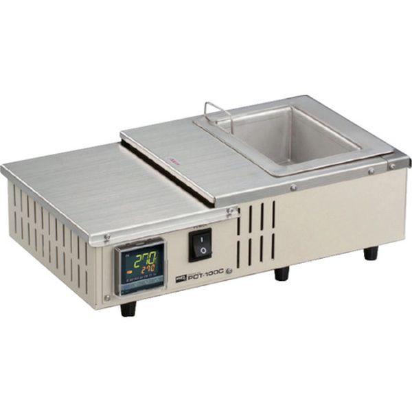 【メーカー在庫あり】 POT100C 太洋電機産業(株) グット 角型 はんだ槽 POT-100C HD店