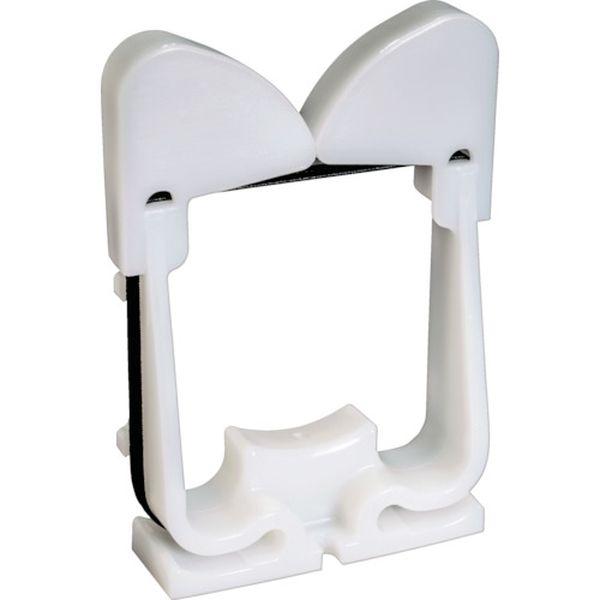 【メーカー在庫あり】 RER2.0S6X パンドウイット ハーネスボードアクセサリ エラスティックリテイナー 白 10個入 RER2-0-S6-X HD店