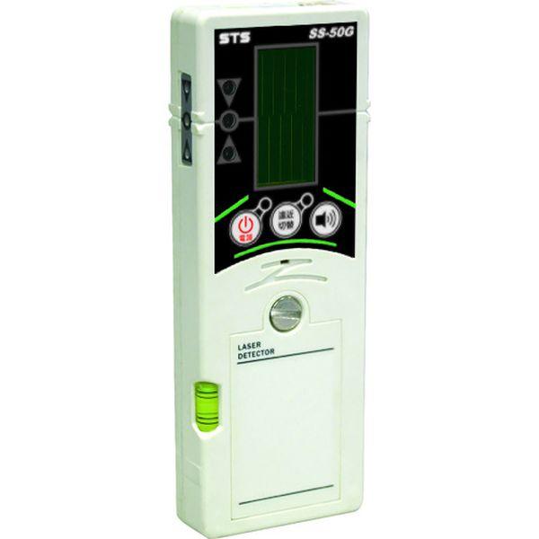 【メーカー在庫あり】 SS50G STS(株) STS グリーンレーザー墨出器専用受光器 (クランプ付) SS-50G HD店