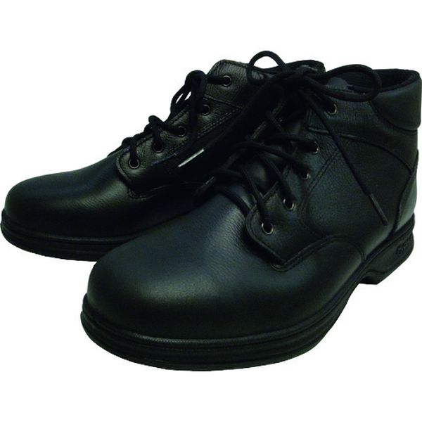 【メーカー在庫あり】 V910027.0 日進ゴム(株) 日進ゴム JIS規格安全靴ミドルカット V9100-27-0 HD店