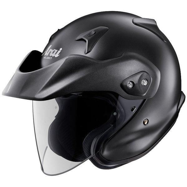CZ-FTBK-55 アライ Arai ヘルメット CT-Z 黒(つや消し) (55cm-56cm) 4530935352975 JP店