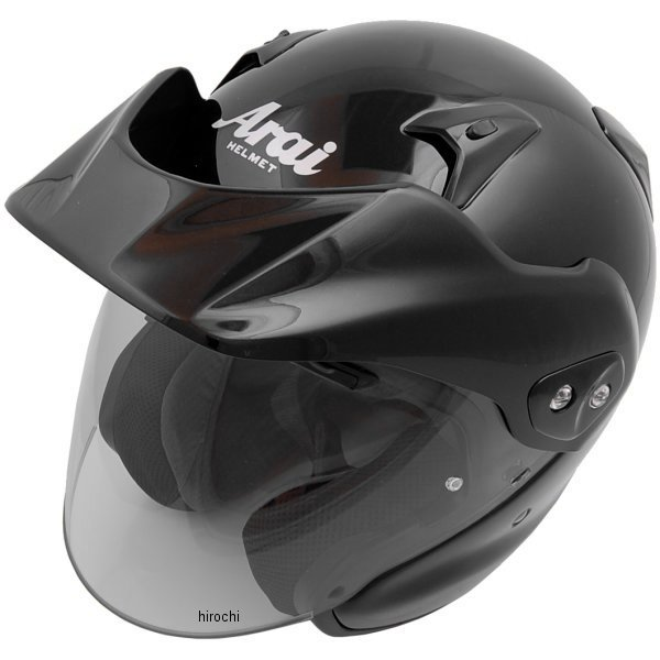 CZ-GLBK-57 アライ Arai ヘルメット CT-Z グラスブラック (57cm-58cm) 4530935352838 JP店