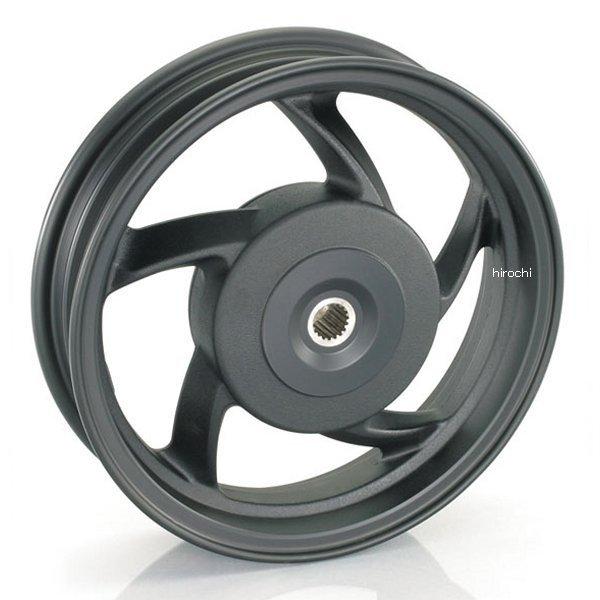 キタコ 10インチ5スポークアルミキャストホイール (リア/ブラック) forアドレスV125/-G( 509-2407810 JP店