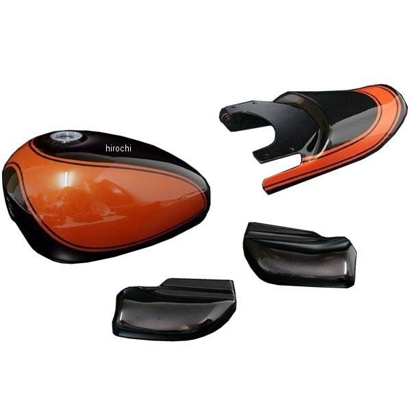 34507 Gクラフト Z2塗装外装セット モンキー、ゴリラ 火の玉カラー (オレンジ) 34507G JP店