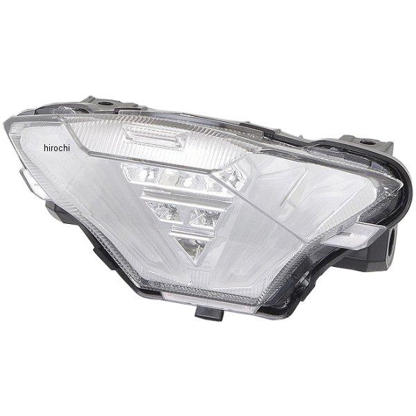【メーカー在庫あり】 キタコ LED テールランプセット YZF-R25、YZF-R3 クリア 809-0770300 JP店