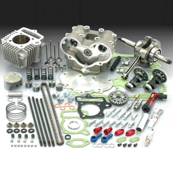キタコ 124cc DOHCボアアップキット ホンダ タイプ2 215-1123920 JP店