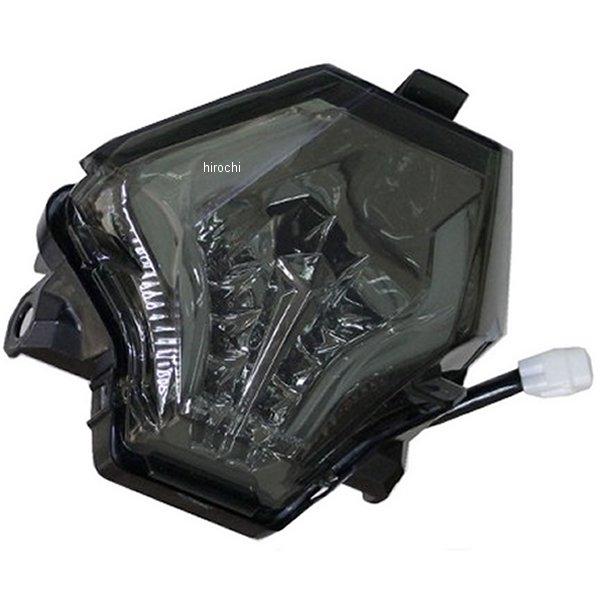 【メーカー在庫あり】 キジマ LED テールランプ YZF-R25、MT-07 スモーク 217-7017 JP店