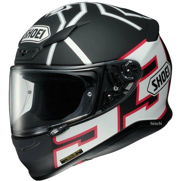 ショウエイ SHOEI フルフェイスヘルメット Z-7 MARQUEZ BLACK ANT TC-5 黒/白 XSサイズ 4512048448417 JP店