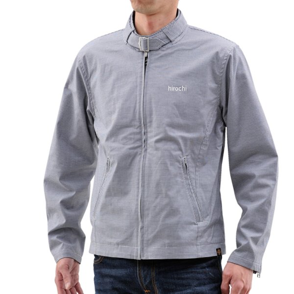 NHB1607 デイトナ ヘンリービギンズ カフェスタイルジャケット 千鳥 Sサイズ 94161 JP店