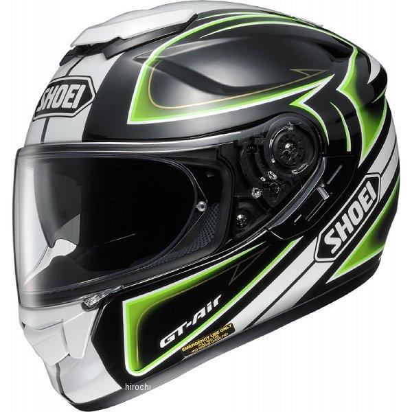【メーカー在庫あり】 ショウエイ SHOEI フルフェイスヘルメット GT-Air EXPANSE TC-4 緑/黒 Mサイズ 4512048448776 JP店