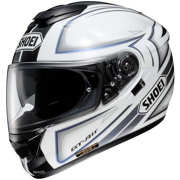 【メーカー在庫あり】 ショウエイ SHOEI フルフェイスヘルメット GT-Air EXPANSE TC-6 白/シルバー Mサイズ 4512048448820 JP店