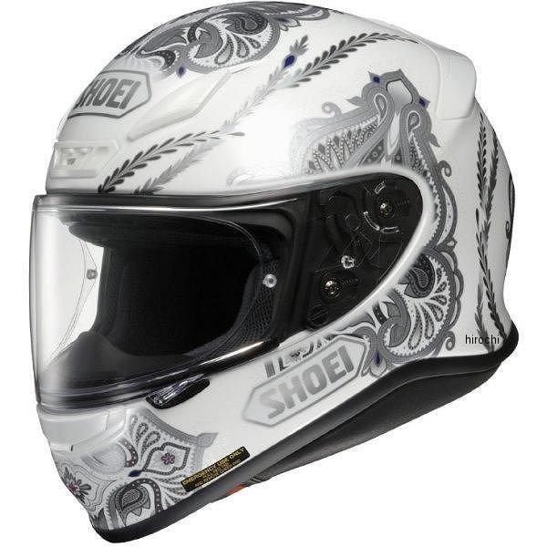 ショウエイ SHOEI フルフェイスヘルメット Z-7 DUCHESS TC-6 白/シルバー XSサイズ 4512048448356 JP店