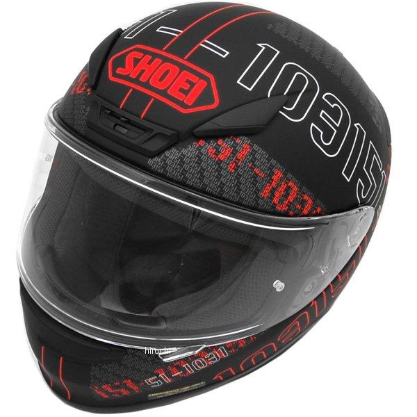 ショウエイ SHOEI フルフェイスヘルメット Z-7 PERMUTATION TC-1 赤/黒 XSサイズ 4512048448455 JP店