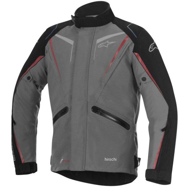 【メーカー在庫あり】 アルパインスターズ Alpinestars ジャケット YOKOHAMA DRYSTAR ダークグレー/黒/赤 2XLサイズ 8021506046653 JP店