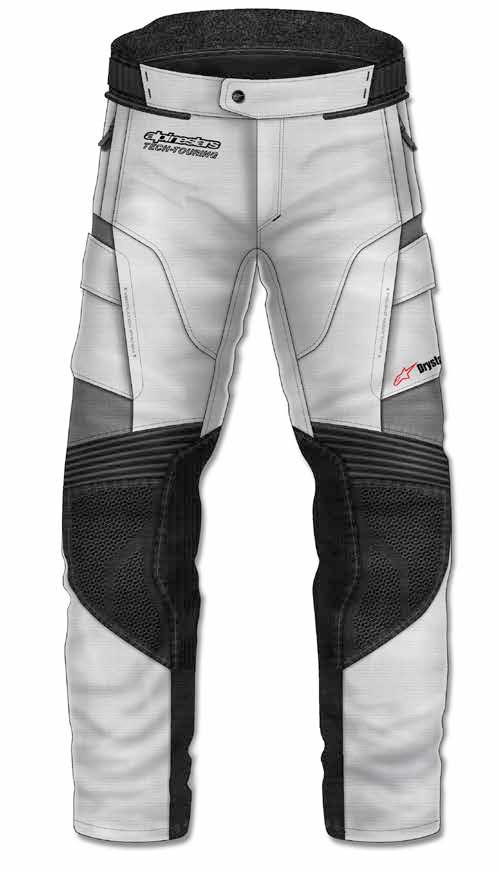 アルパインスターズ Alpinestars 春夏モデル パンツ ANDES 2 DRYSTAR ライトグレー/黒/ダークグレー Mサイズ 8021506615224 JP店