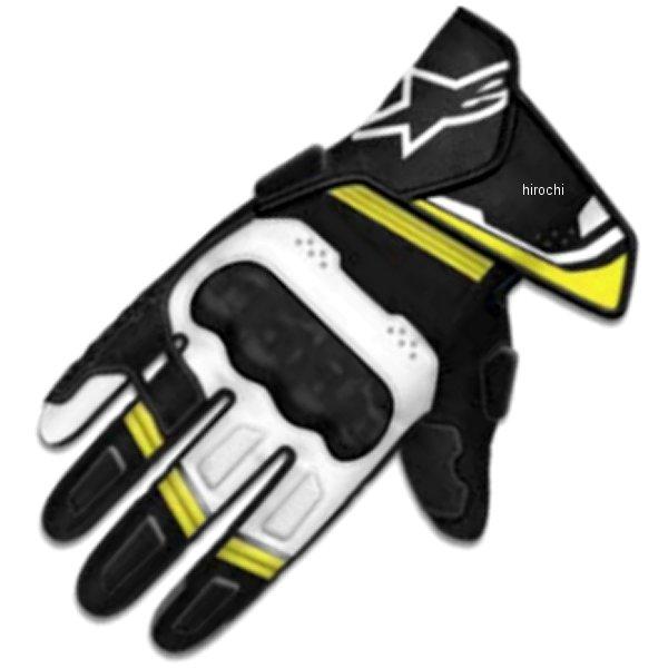 アルパインスターズ Alpinestars 春夏モデル グローブ BOOSTER 黒/白/蛍光黄 Sサイズ 8021506626978 JP店