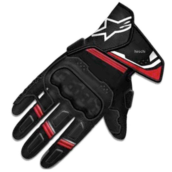 アルパインスターズ Alpinestars 春夏モデル グローブ BOOSTER 黒/赤 XLサイズ 8021506627043 JP店