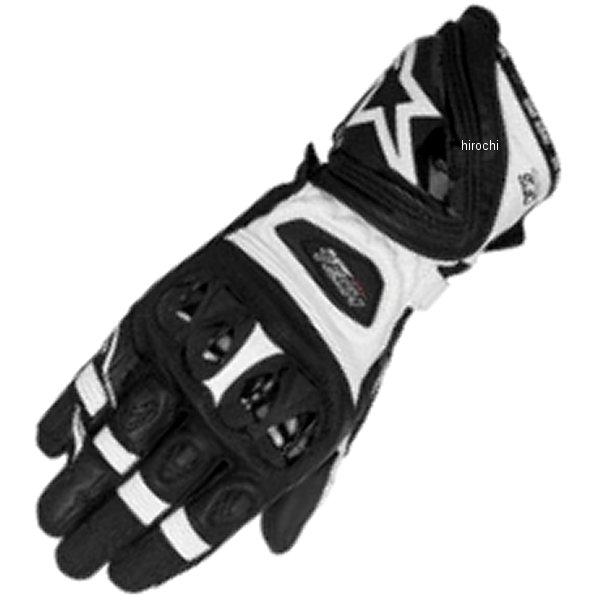 アルパインスターズ Alpinestars 春夏モデル グローブ SUPERTECH 黒/白 2XLサイズ 8051194988478 JP店