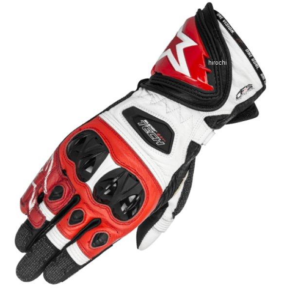 【メーカー在庫あり】 アルパインスターズ Alpinestars 春夏モデル グローブ SUPERTECH 黒/白/赤 Sサイズ 8051194988492 JP店