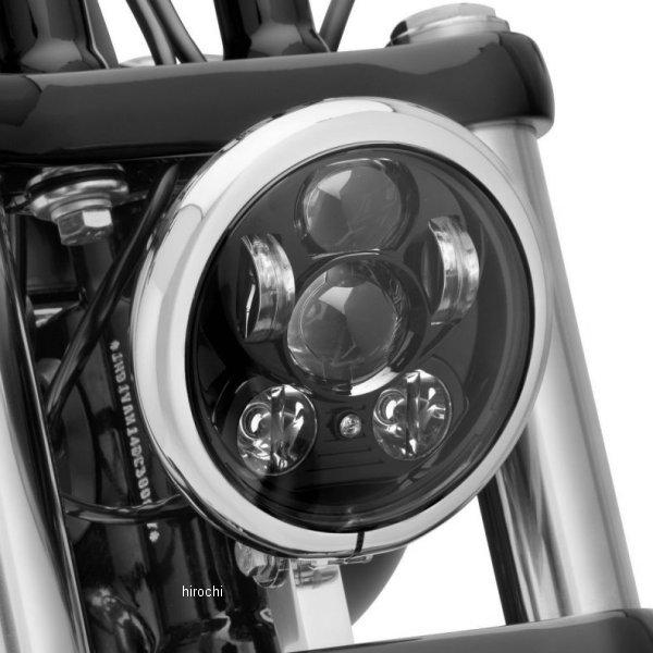 【USA在庫あり】 ハーレー純正 5-3/4インチ LEDヘッドライト デーメーカー ブラック 67700145A JP店