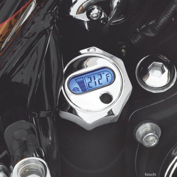 【USA在庫あり】 ハーレー純正 液晶油量油温計付オイルディップスティック 09年-16年 FLH 62700005A JP店