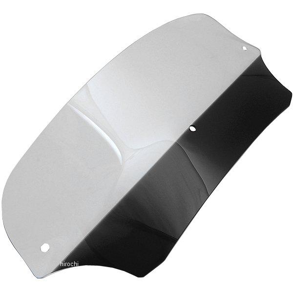 【USA在庫あり】 メンフィスシェード Memphis Shades バットウィング フェアリング用シールド 5インチ高 クリア ME0132 JP店