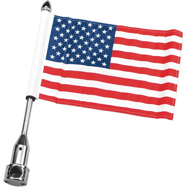 【USA在庫あり】 プロパッド PRO PAD 旗取付け 3/4インチ(19mm) ラウンドバー用 048692 JP店