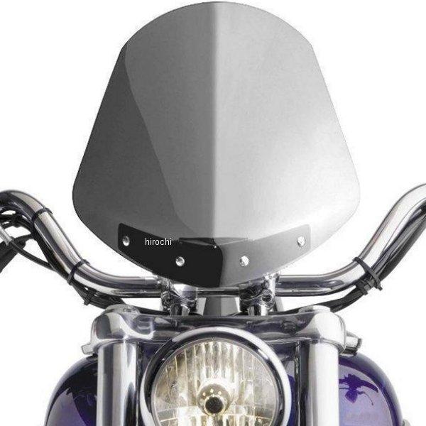 【USA在庫あり】 ナショナルサイクル National Cycle グラディエーター ウインドシールド ソフテイル ライトスモーク/クローム 553310 JP店