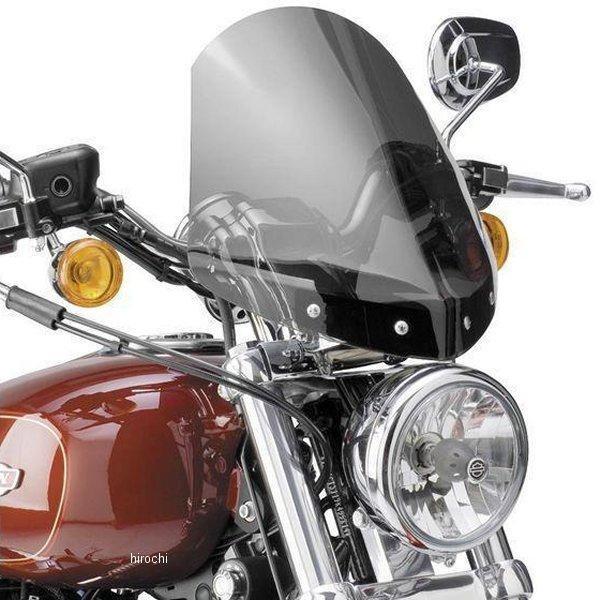Cycle 553324 96年-10年 JP店 【USA在庫あり】 XL National ウインドシールド ライトスモーク/クローム ナショナルサイクル グラディエーター