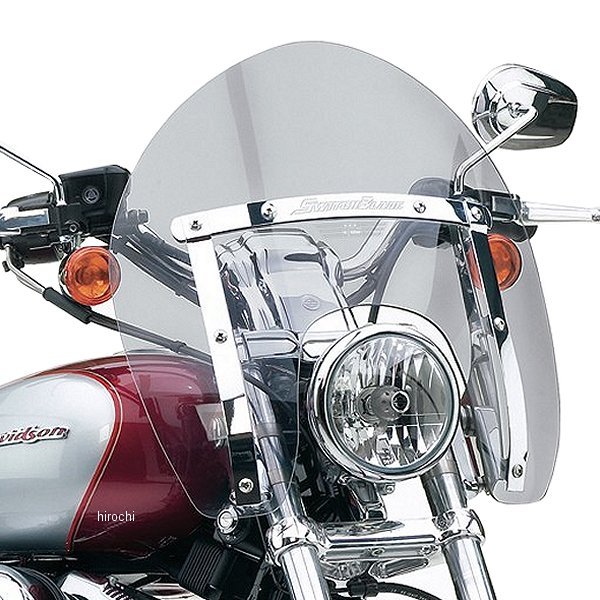 【USA在庫あり】 ナショナルサイクル National Cycle ウインドシールド スイッチブレード ショーティ XL、FX ライトスモーク 558034 JP店