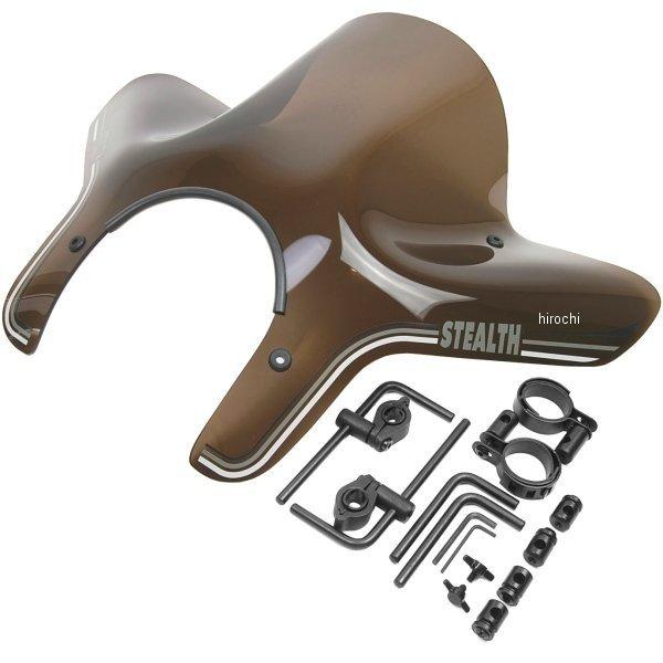 【USA在庫あり】 スリップ ストリーマー Slip Streamer ウインドシールド ステルス V-ROD ダークスモーク 559075 JP店