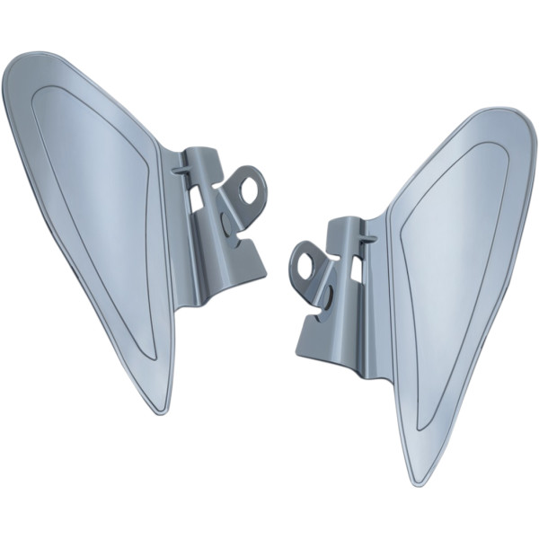 【USA在庫あり】 クリアキン Kuryakyn DEFLECTORS SEAT HEAT SHLD 419808 JP店