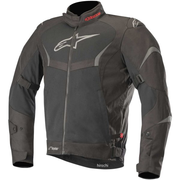 【メーカー在庫あり】 アルパインスターズ Alpinestars 春夏モデル ジャケット T-CORE AIR DRYSTAR 黒/黒 Lサイズ 8033637027166 JP店