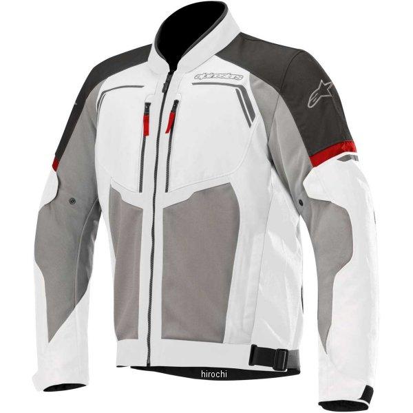 【メーカー在庫あり】 アルパインスターズ Alpinestars 2018年春夏モデル ジャケット DURANGO AIR ミッドグレー/ダークグレー/黒 Mサイズ 8033637028712 JP店