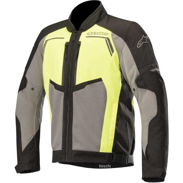 【メーカー在庫あり】 アルパインスターズ Alpinestars 2018年春夏モデル ジャケット DURANGO AIR 黒/ダークグレー/蛍光イエロー Sサイズ 8033637028774 JP店