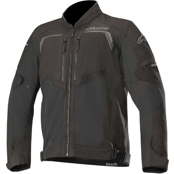 【メーカー在庫あり】 アルパインスターズ Alpinestars 2018年春夏モデル ジャケット DURANGO AIR 黒/黒 Sサイズ 8033637028842 JP店