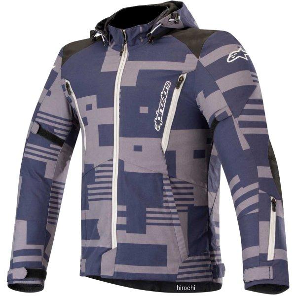 【メーカー在庫あり】 アルパインスターズ Alpinestars 春夏モデル ジャケット BADGER チャコール/ネイビー Mサイズ 8033637147499 JP店