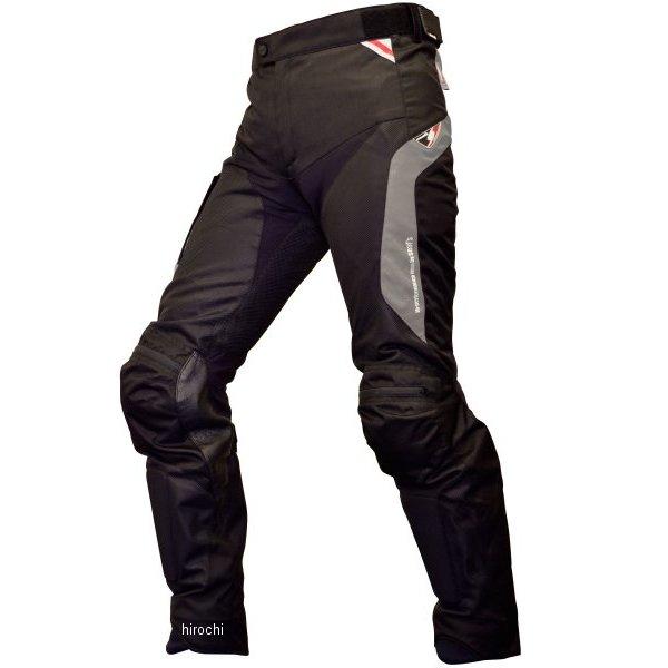 シールズ SEAL'S 春夏モデル メッシュ パンツ ブーツアウト グレー/黒 4Lサイズ SLP-229T JP店