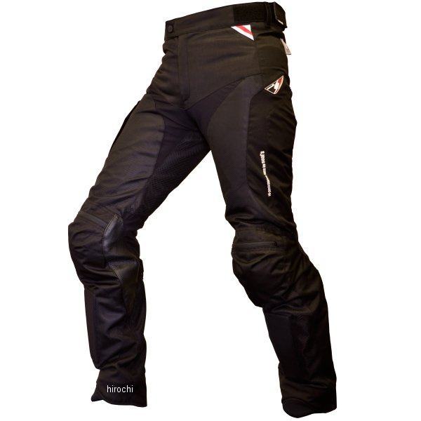 シールズ SEAL'S 春夏モデル メッシュ パンツ ブーツアウト 黒 Lサイズ SLP-229T JP店