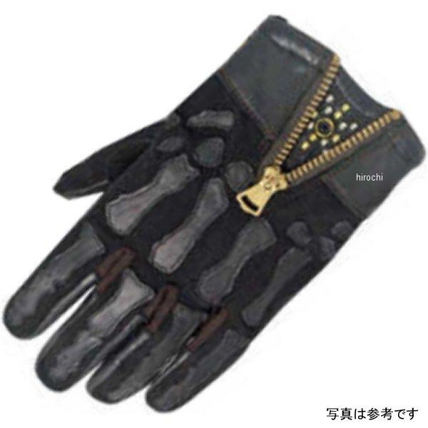 ヴィンアンドエイジ Vin&Age 2018年春夏モデル レザーグローブ 黒 黄 Sサイズ VG15A JP店
