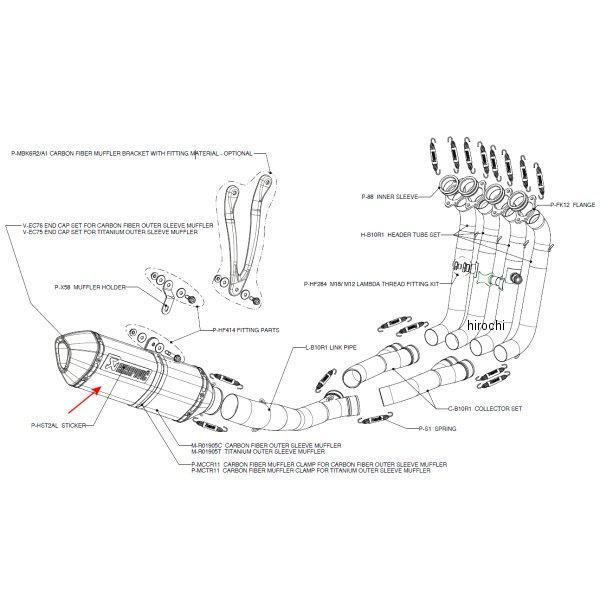 高質 アクラポビッチ AKRAPOVIC リペアサイレンサー R-TYPE 10年-11年 BMW S1000RR カーボン M-R01905C JP店, イバラキシ dc5d38b0