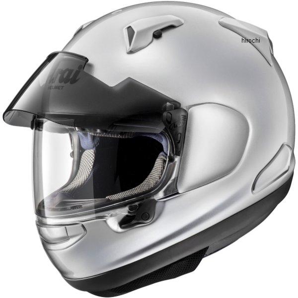 アライ フルフェイスヘルメット ASTRAL-X アルミナシルバー (54cm) 4530935461462 JP店