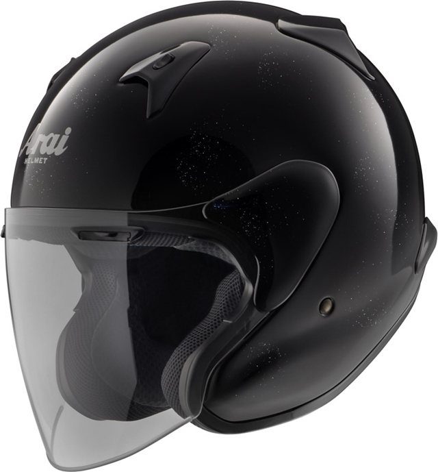 SG-GLBK-54 アライ Arai ヘルメット SZ-G グラスブラック (54cm) 4530935366842 JP店