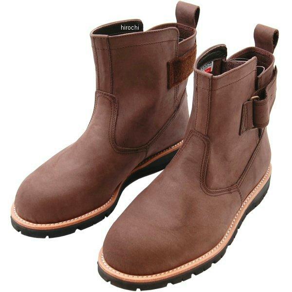 4315 カドヤ KADOYA ブーツ EGブラウン ブラウン 25.5cm NO4315-0BR25.5 JP店
