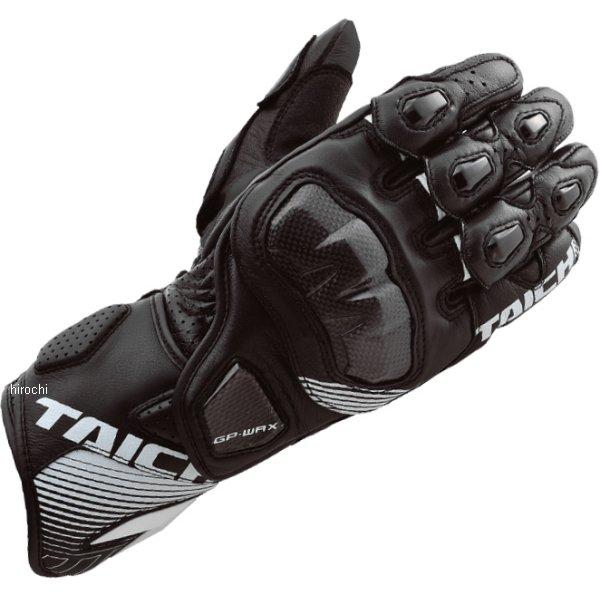 【メーカー在庫あり】 NXT052 RSタイチ GP-WRX レーシング グローブ 黒 Lサイズ NXT0529900L JP店