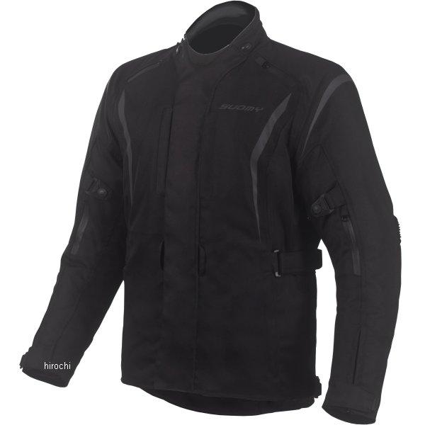 スオーミー SUOMY Tツーリングジャケット 黒 XLサイズ SJK012BX JP店